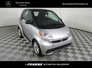 2016 smart fortwo passion coupe electric drive for sale in chandler, az