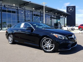 2017 Mercedes Benz E Cl 400 Coupe Rwd For In Pinellas Park