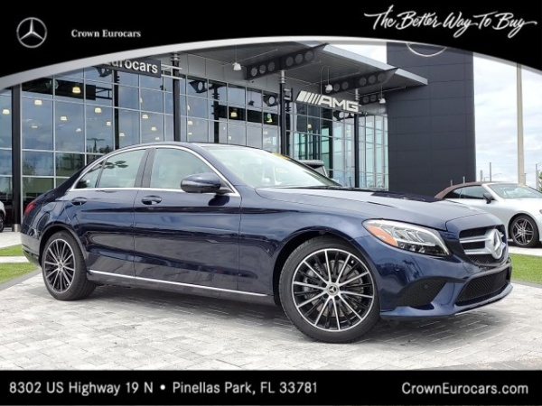 2020 Mercedes-Benz C-Class in Pinellas Park, FL