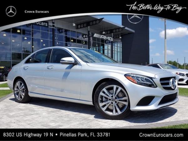 2020 Mercedes-Benz C-Class in Pinellas Park, FL