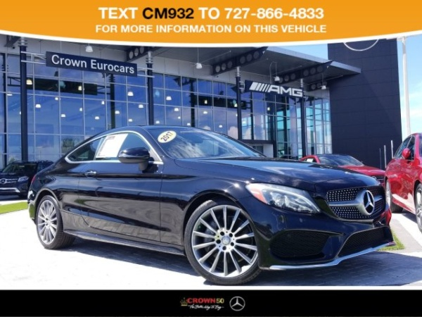2017 Mercedes-Benz C-Class in Pinellas Park, FL