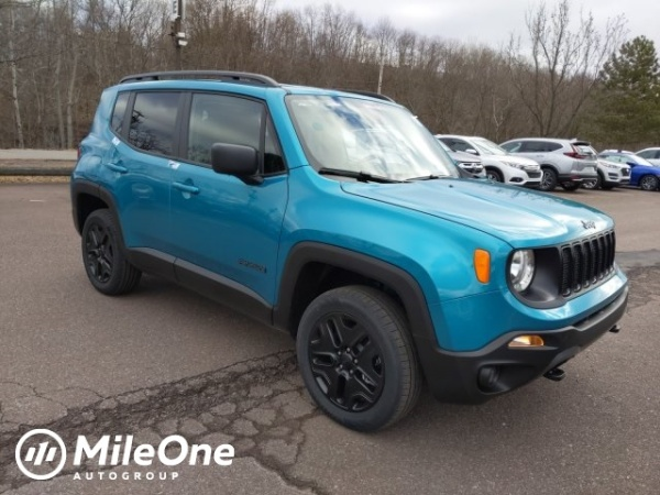 2020 Jeep Renegade in Wilkes-Barre, PA