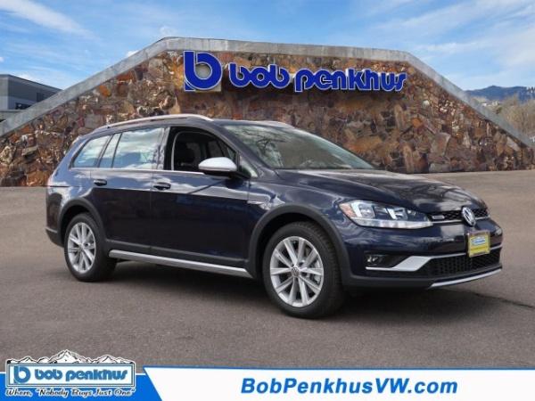 2019 Volkswagen Golf Alltrack