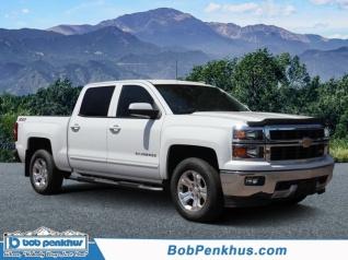 Chevrolet Colorado Springs >> Used Chevrolet Silverado 1500s For Sale In Colorado Springs