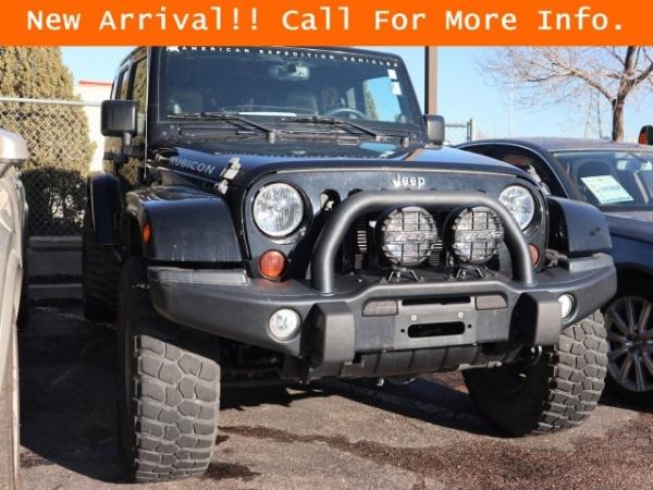 2013 Jeep Wrangler in Colorado Springs, CO