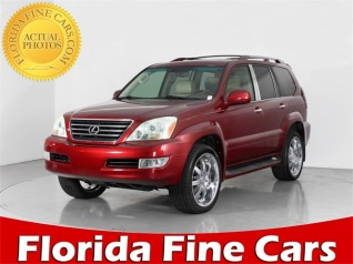 Used 2008 Lexus GX GX 470 For Sale In Hollywood, FL