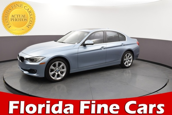 2015 BMW 3 Series in Hollywood, FL