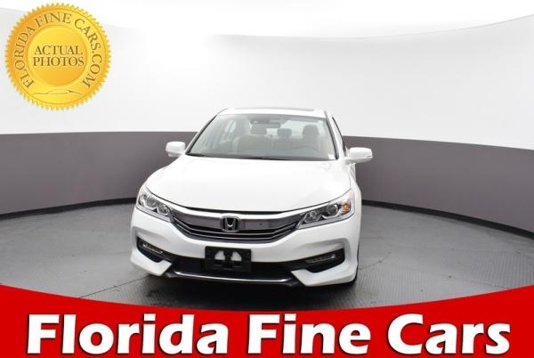 2017 Honda Accord in Hollywood, FL