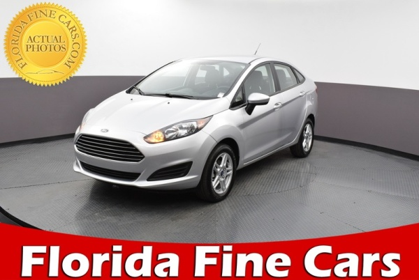 2019 Ford Fiesta in Hollywood, FL