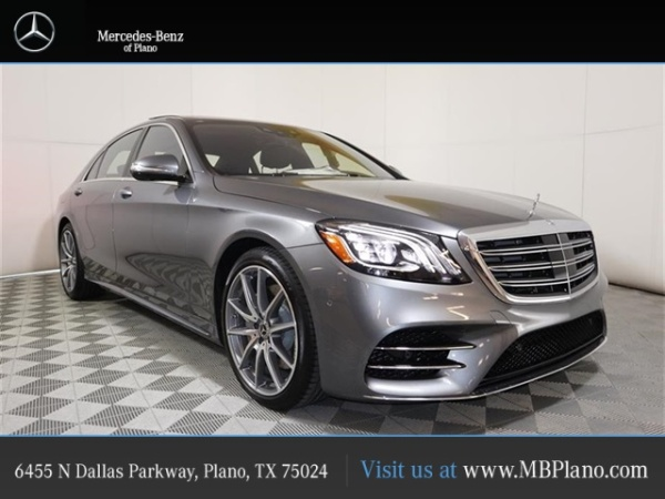 2020 Mercedes-Benz S-Class in Plano, TX
