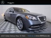 2020 Mercedes-Benz S-Class S 450 4MATIC Sedan for Sale in Plano, TX