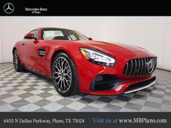 2020 Mercedes-Benz AMG GT in Plano, TX