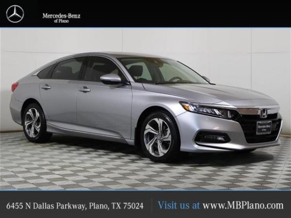 2018 Honda Accord in Plano, TX