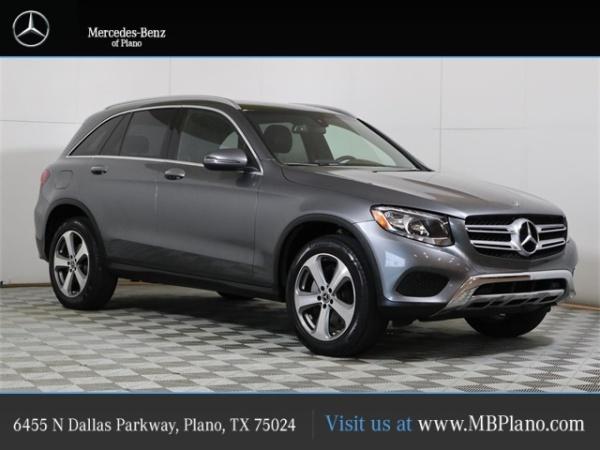 2018 Mercedes-Benz GLC in Plano, TX