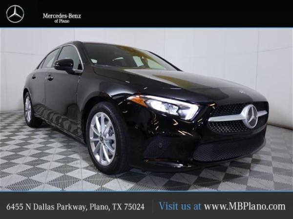 2020 Mercedes-Benz A-Class in Plano, TX