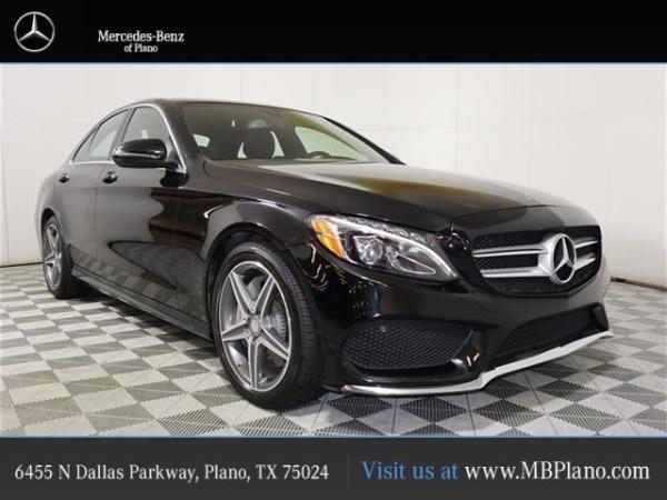 2016 Mercedes-Benz C-Class in Plano, TX