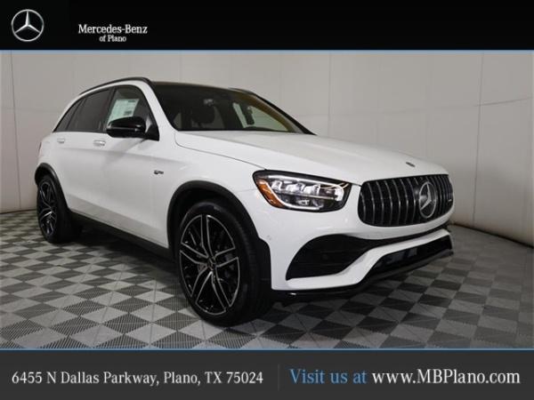 2020 Mercedes-Benz GLC in Plano, TX