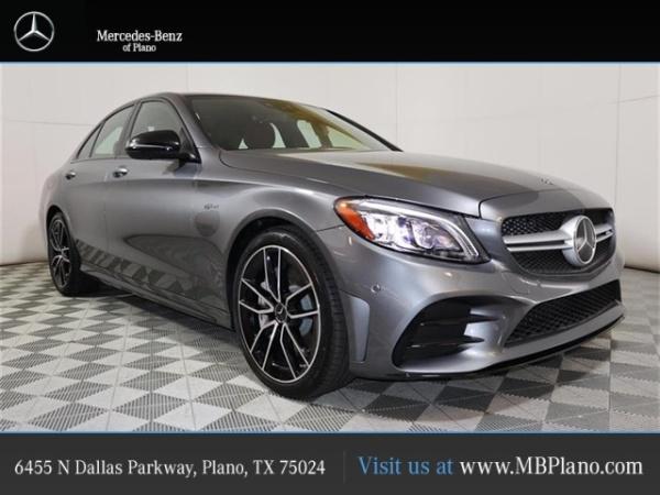 2020 Mercedes-Benz C-Class in Plano, TX