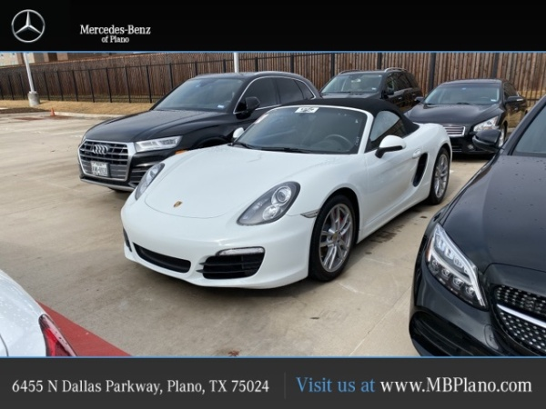 Dallas Craigslist Used Cars By Owner >> Used Porsche Boxster For Sale In Dallas Tx 24 Cars From