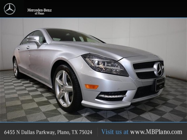 2014 Mercedes-Benz CLS in Plano, TX