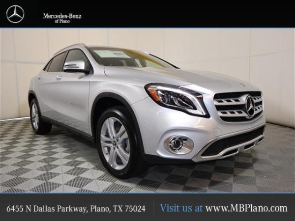 2020 Mercedes-Benz GLA in Plano, TX