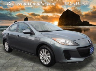 Mazda Mazda3 i Touring 4-Door Automatic (alt)