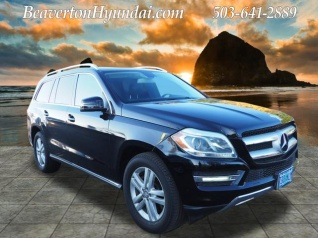 Mercedes-Benz GL GL 450 4MATIC