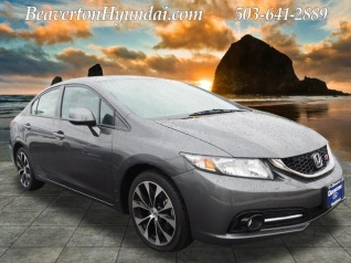 Honda Civic Si Manual