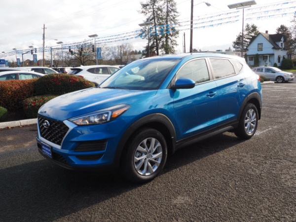 2020 Hyundai Tucson in Beaverton, OR