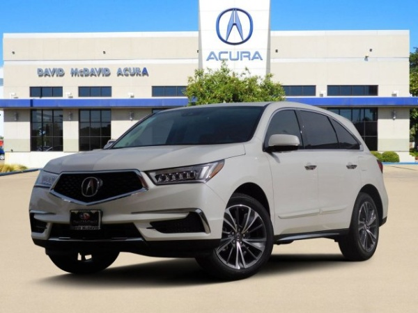 2019 Acura MDX FWD with Technology/Entertainment Package