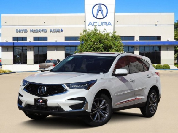 2020 Acura RDX in Austin, TX