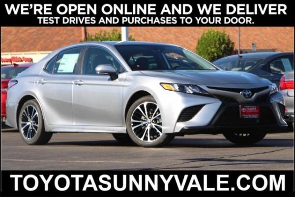 2020 Toyota Camry in Sunnyvale, CA
