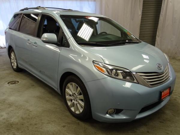 2015 Toyota Sienna Limited Premium 7 Passenger FWD 28984 Sunnyvale CA