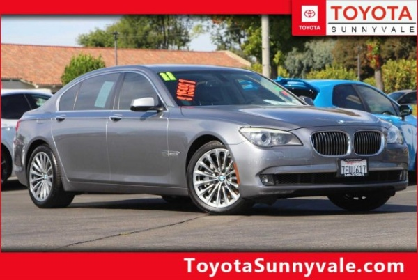 2011 BMW 7 Series in Sunnyvale, CA
