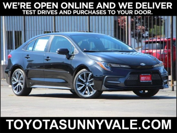 2020 Toyota Corolla in Sunnyvale, CA