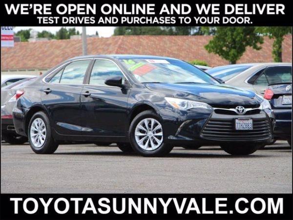 2016 Toyota Camry in Sunnyvale, CA