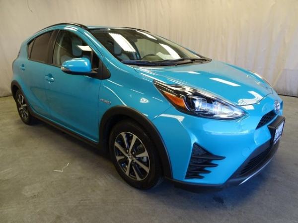 2018 Toyota Prius C In Sunnyvale Ca