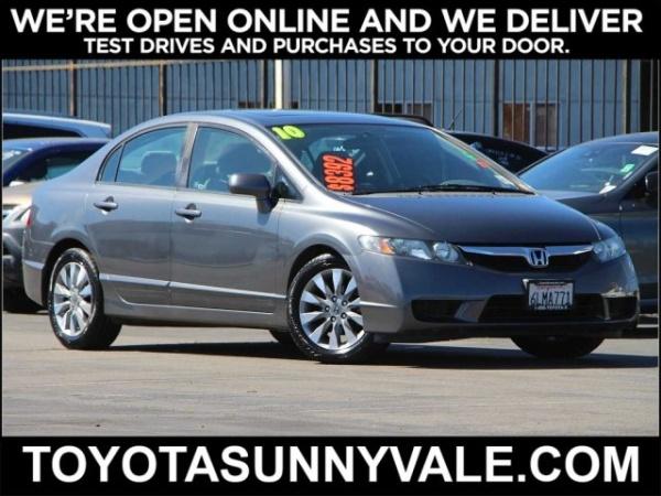 2010 Honda Civic in Sunnyvale, CA