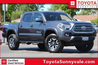 2016 Toyota Tacoma For Sale >> Used 2016 Toyota Tacomas For Sale Truecar