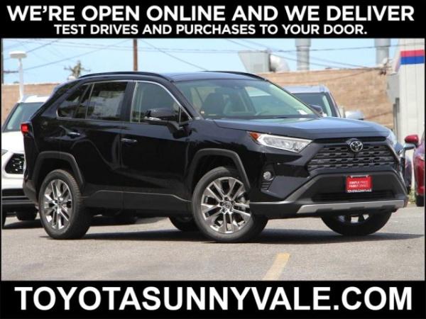 2020 Toyota RAV4 in Sunnyvale, CA
