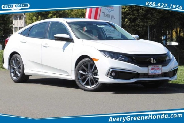 2019 Honda Civic in Vallejo, CA