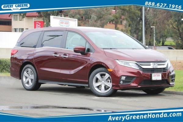 2020 Honda Odyssey in Vallejo, CA