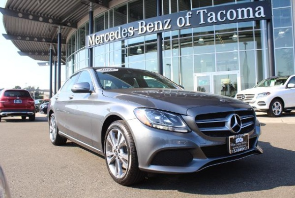 2018 Mercedes-Benz C-Class in Fife, WA