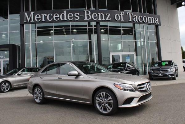 2019 Mercedes-Benz C-Class in Fife, WA