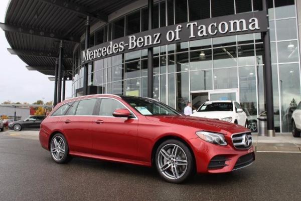 2020 Mercedes-Benz E-Class in Fife, WA