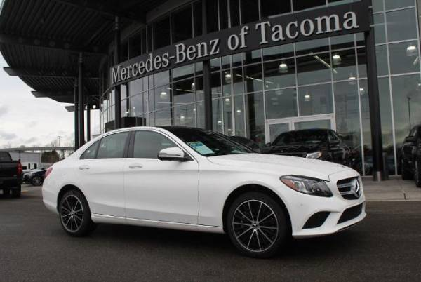 2020 Mercedes-Benz C-Class in Fife, WA