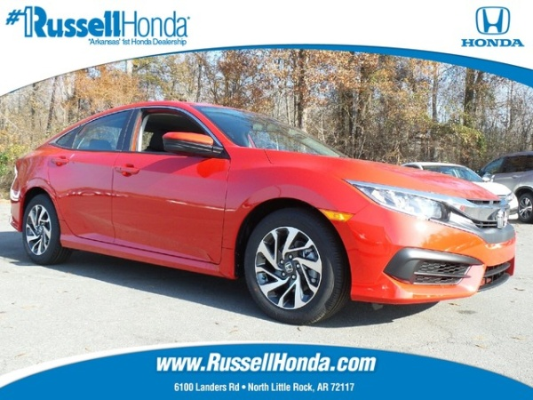 2017 Honda Civic in North Little Rock, AR