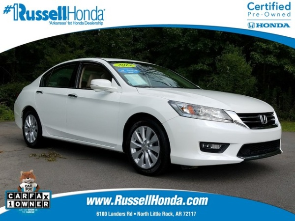 2014 Honda Accord in Sherwood, AR