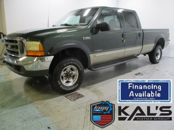 2000 Ford Super Duty F-350 Lariat