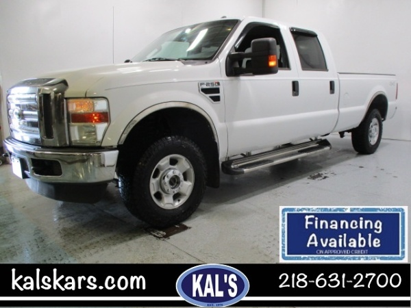 2010 Ford Super Duty F-250 XLT